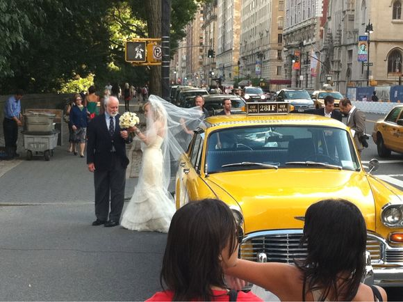 Wedding at Central Park