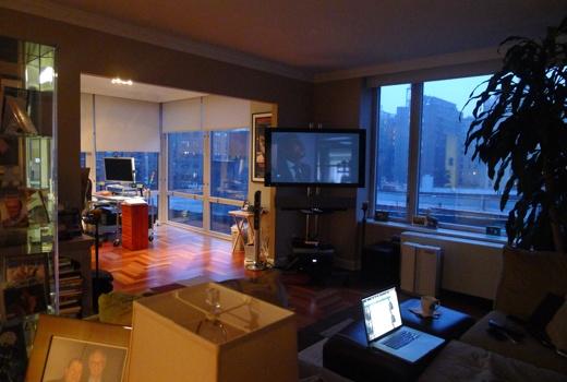 Manhattan Hillbilly Apartment