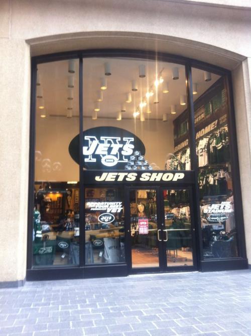 Jets Shop, New York City